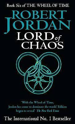 Image for The Lord of Chaos #6 Wheel of Time [used book]
