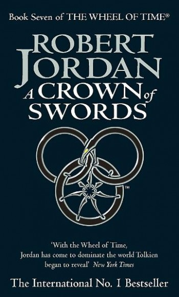 Image for A Crown of Swords #7 Wheel of Time [used book]