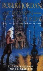 Image for A Crown of Swords #7 The Wheel of Time [used book]