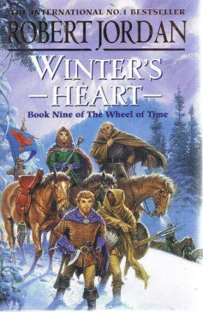 Image for Winter's Heart #9 The Wheel of Time [used book]