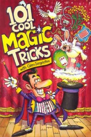 Image for 101 Cool Magic Tricks [used book]