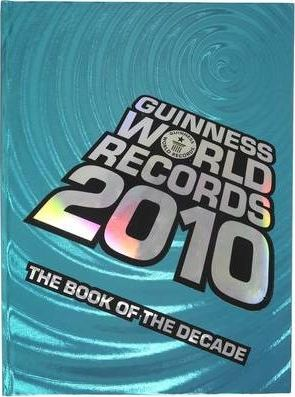 Image for Guinness World Records 2010 [used book]