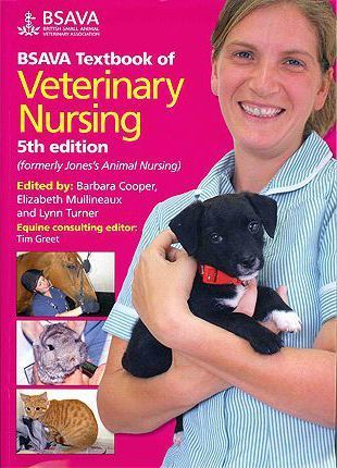 Image for BSAVA Textbook of Veterinary Nursing [used book]