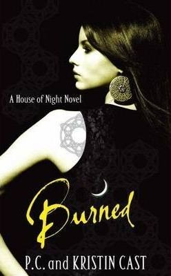 Image for Burned #7 House of Night [used book]