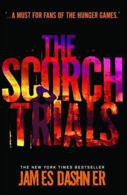 Image for Scorch Trials #2 Maze Runner [used book]