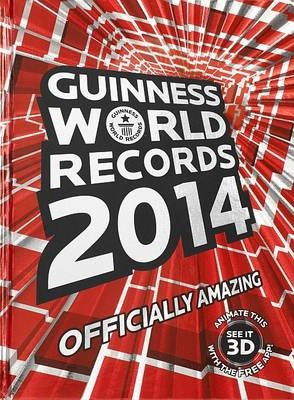 Image for Guinness World Records 2014 [used book]