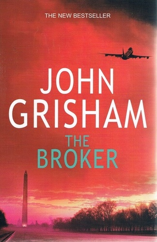 Image for The Broker [used book]