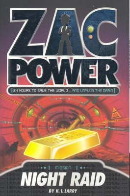 Image for Night Raid #6 Zac Power [used book]