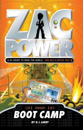 Image for Boot Camp #15 Zac Power [used book]