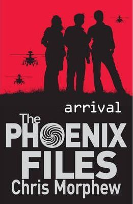 Image for Arrival #1 Phoenix Files [used book]