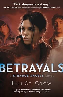 Image for Betrayals #2 Strange Angels [used book]