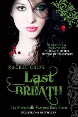 Image for Last Breath #11 Morganville Vampires [used book]