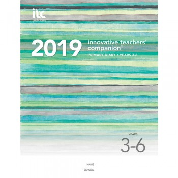 Image for Innovative Teachers' Companion - 2019 Primary Diary Years 3-6