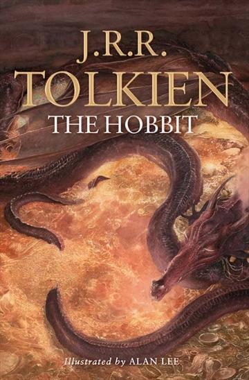 Image for The Hobbit : Illustrated Edition