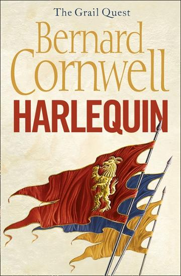Image for Harlequin #1 Grail Quest