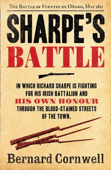 Image for Sharpe's Battle : The Battle of Fuentes de Onoro, May 1811 #12 Richard Sharpe
