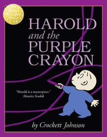 Image for Harold And The Purple Crayon (Essential Picture Book Classics)