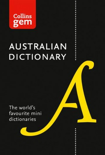 Image for Collins Gem Australian Dictionary [11th Edition]