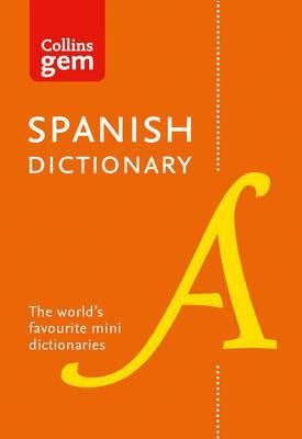 Image for Collins Gem Spanish Dictionary [Tenth Edition]