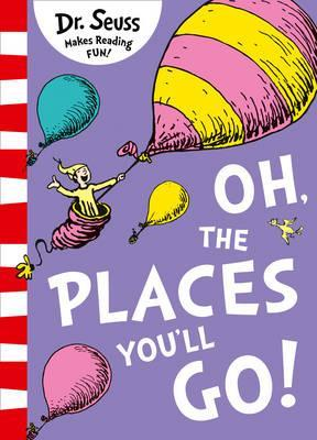 Image for Oh, The Places You'll Go! [Yellow Back Book Edition]