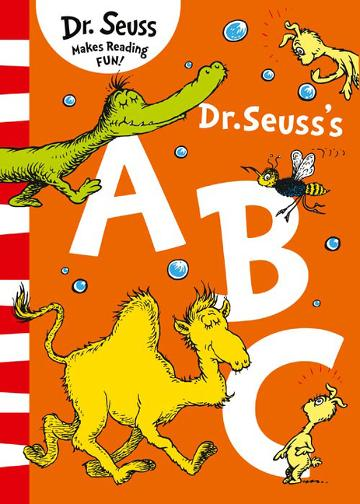 Image for Dr. Seuss's ABC [Blue Back Book Edition]
