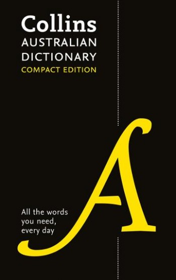 Image for Collins Australian Compact Dictionary [7th Edition]