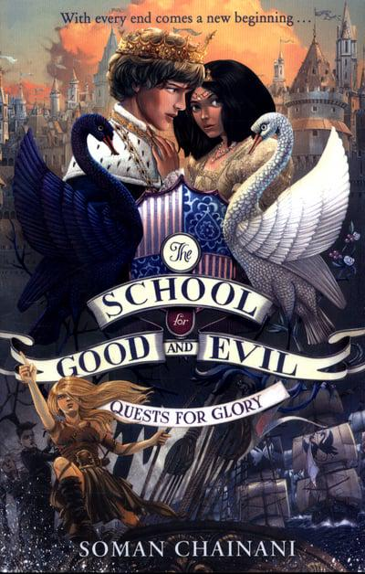 Image for Quests for Glory #4 The School for Good and Evil