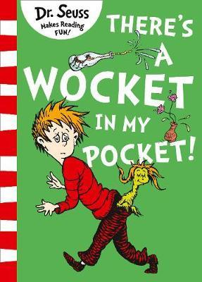 Image for There's A Wocket In My Pocket [Blue Back Book Edition]