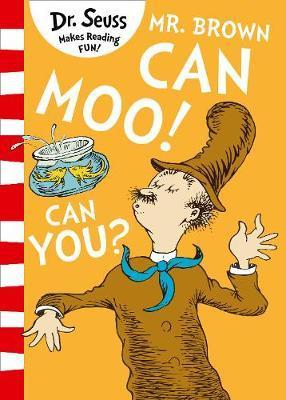 Image for Mr. Brown Can Moo! Can You? [Blue Back Book Edition]
