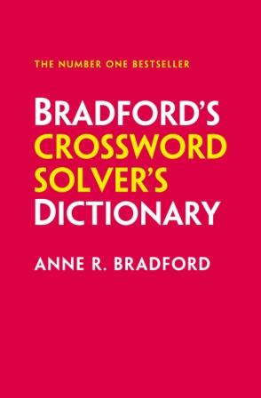 Image for Collins Bradford's Crossword Solver's Dictionary [11th Edition]