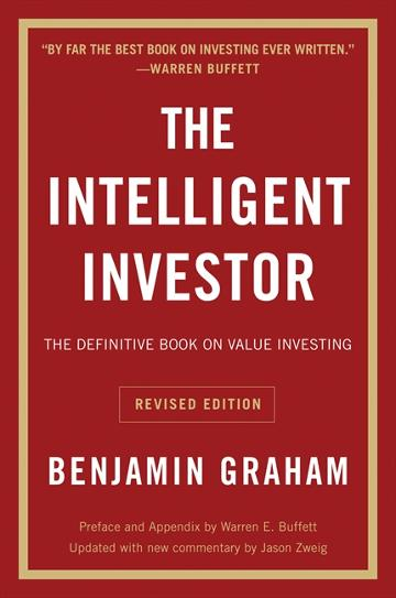 Image for The Intelligent Investor : The Definitive Book on Value Investing