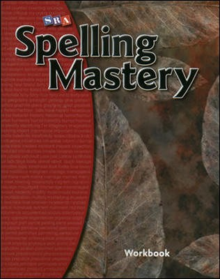 Image for Spelling Mastery Level F Student Workbook