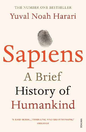 Image for Sapiens : A Brief History of Humankind