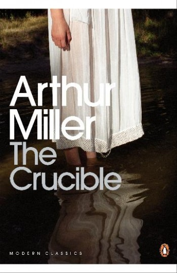 Image for The Crucible : A Play In Four Acts [Penguin Modern Classics]