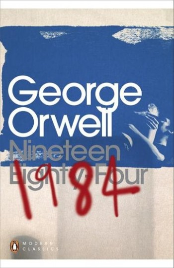 Image for Nineteen Eighty-Four 1984 [Penguin Modern Classics] with an introduction by Thomas Pynchon