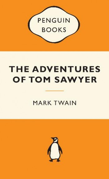 Image for The Adventures Of Tom Sawyer [Popular Penguins]