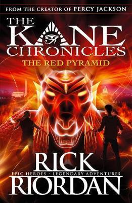 Image for The Red Pyramid #1 The Kane Chronicles