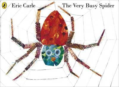 Image for The Very Busy Spider