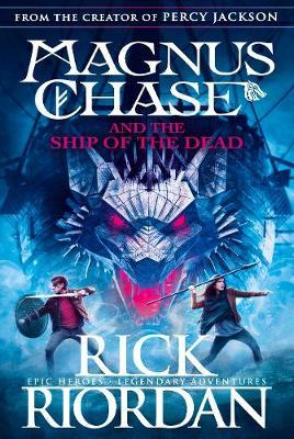 Image for The Ship of the Dead #3 Magnus Chase