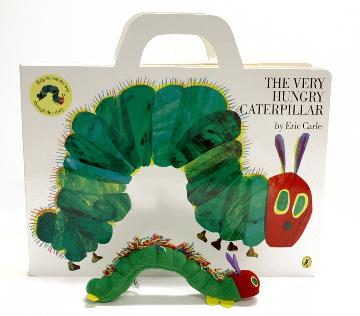 Image for The Very Hungry Caterpillar Giant Board Book and Toy