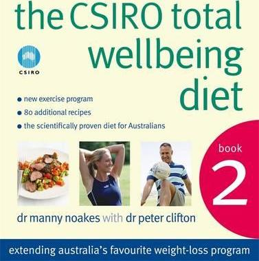 Image for The CSIRO Total Wellbeing Diet Book 2