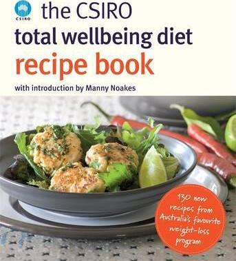 Image for The CSIRO Total Wellbeing Diet Recipe Book