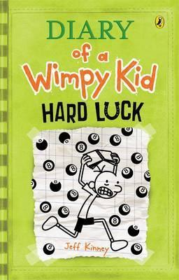 Image for Hard Luck #8 Diary of a Wimpy Kid