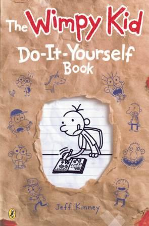 Image for Do-it-Yourself Book Volume 2 : Diary of a Wimpy Kid
