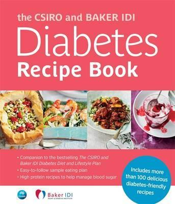Image for The CSIRO and Baker IDI Diabetes Recipe Book