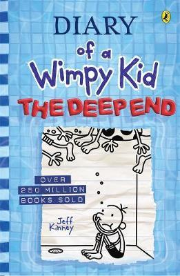 Image for The Deep End #15 Diary of a Wimpy Kid
