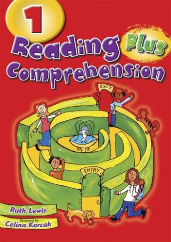 Image for Reading Plus Comprehension Book 1