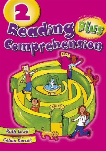 Image for Reading Plus Comprehension Book 2