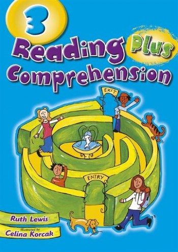 Image for Reading Plus Comprehension Book 3