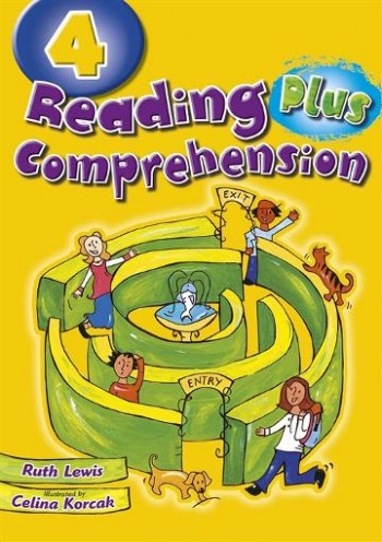 Image for Reading Plus Comprehension Book 4